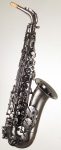 SYSTEM-54- Eb Alto Saxophon, Power Bell-R, Black Ice Finish