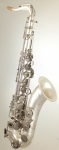 SYSTEM-54- Bb Tenor Saxophon, Power Bell-R, Vintage Silber